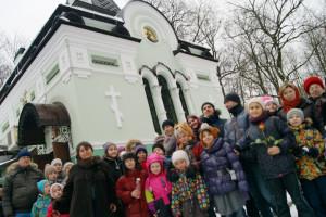 Паломническая поездка в часовню Святой блаженной Ксении Петербургской